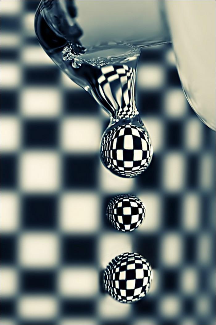 Water Reflection Photography Black And White CIBER-JUEGOS, H...