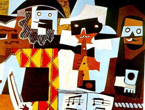 obras de picasso. obra de Picasso.